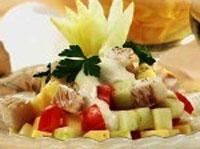 Салат Праздничный рыбный