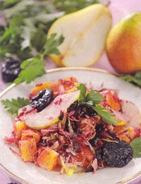 Капустно-фруктовый микс