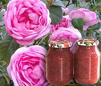 Варенье из лепестков розы по старинному рецепту.