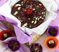 Шоколад к празднику