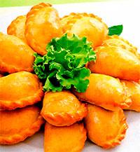 Пирожки с фетой