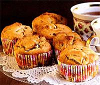 Кексы с яблоками и имбирем (блюда с имбирем)