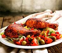 Курица в вине (блюда из курицы)