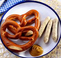 Крендельки (Брецели) (немецкая кухня)