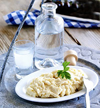 Чесночная закуска (греческая кухня)