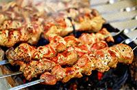 Оригинальный свиной шашлык (на пикник)