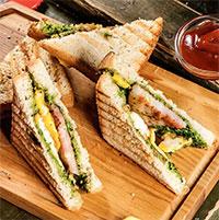 Сэндвич гриль (на пикник)