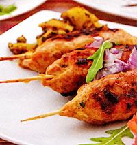 Куриный кебаб (на пикник)