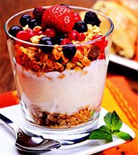 Домашний йогурт (для снижения веса)