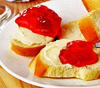 Желе из красной смородины (Варенья компоты заготовки)