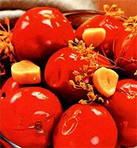 Сладкие помидорчики (Заготовки на зиму)