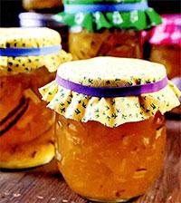 Варенье из имбиря и лимона (Заготовки на зиму)
