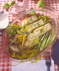 Рыбно-овощной студень