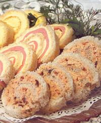 Сандвичи-рулеты