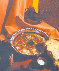 Суп алжирский