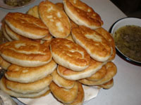 Пирожки к борщу